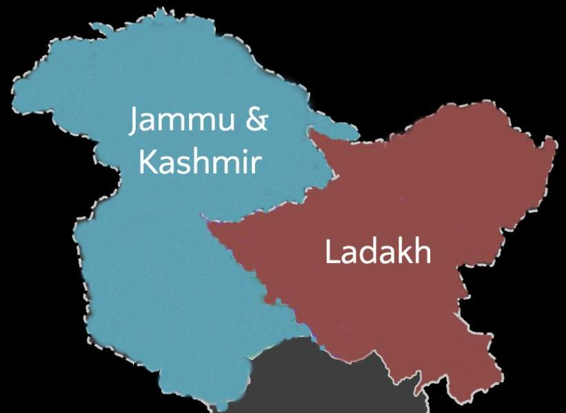 What will happen to J&K and Ladakh now?