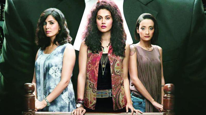 Pink movie - Minal Arora