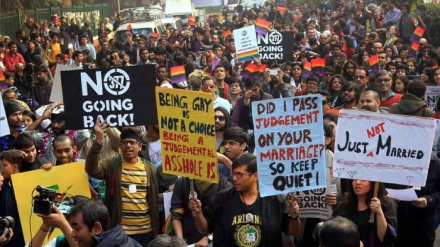 Lot more has happened in India to bring an end to this LGBTQ community