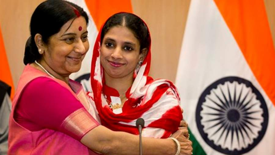 5 Reasons Why External Affair Minister Sushma Swaraj Will Be Missed Not Only By Indians but Also By Pakistanis
