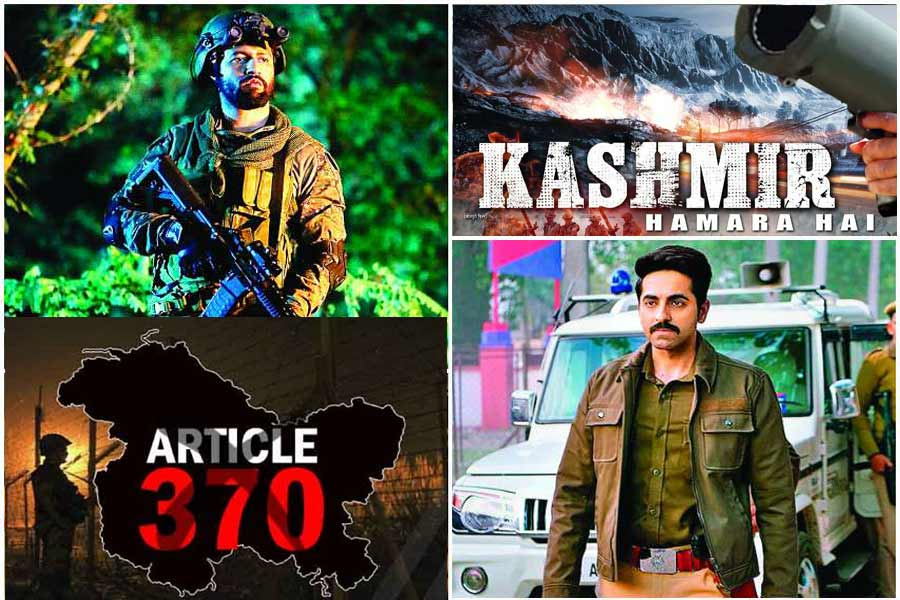 After Revoking Article 370, Bollywood Filmmakers are in A Race To Register for Titles Like Kashmir Hamara Hai and Dhara 370