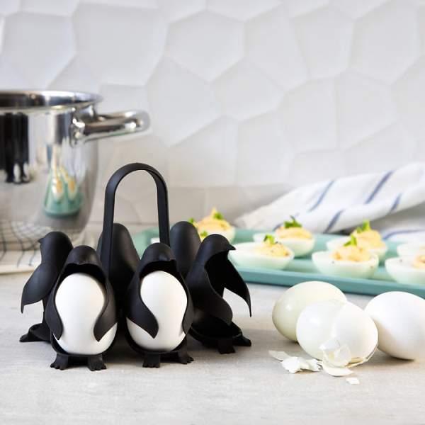 Penguins Shaped Egg-boilers