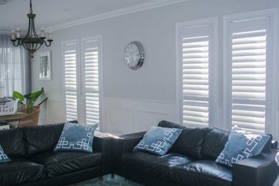 Material of shutters