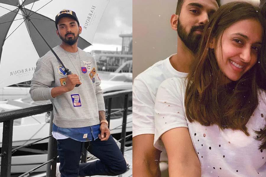 KL Rahul Breaks Silence Over Dating Akansha Ranjan Kapoor