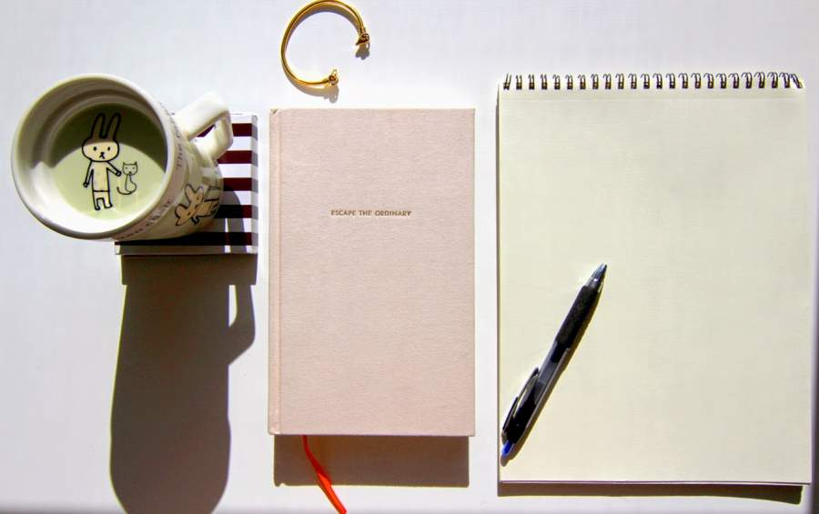 Out-of-the-ordinary Stationery