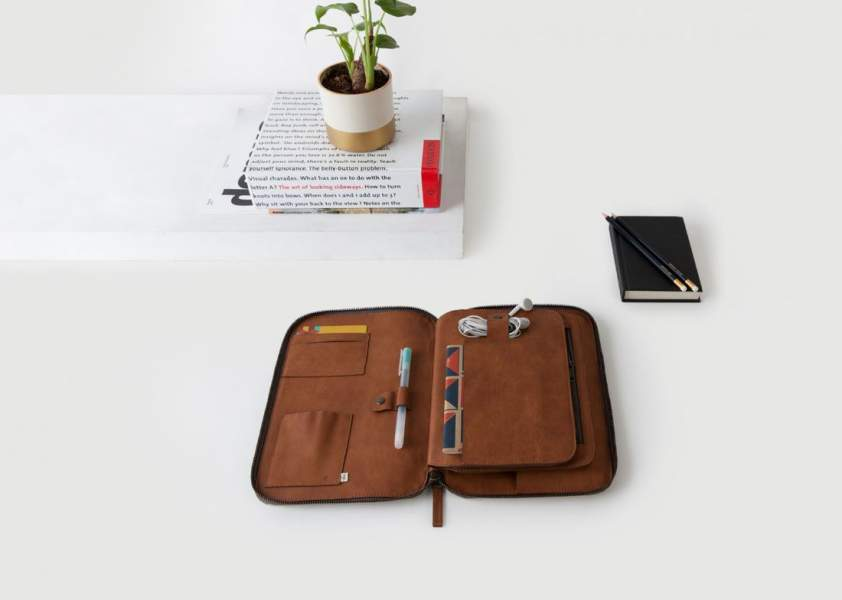 Always on-the-go with a Tech Organizer
