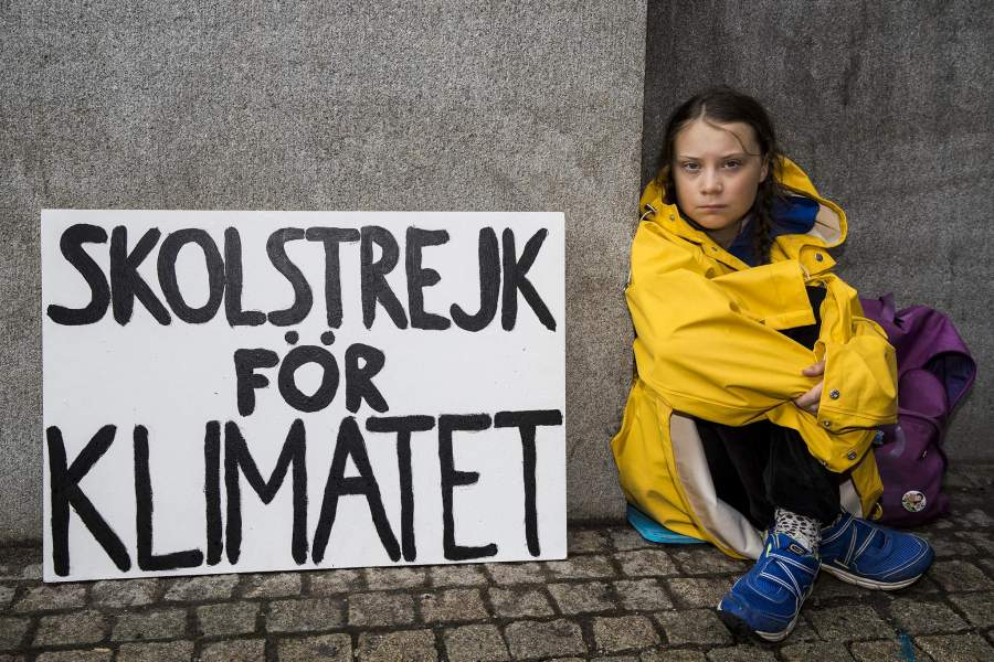 Youth Activist Greta Thunberg