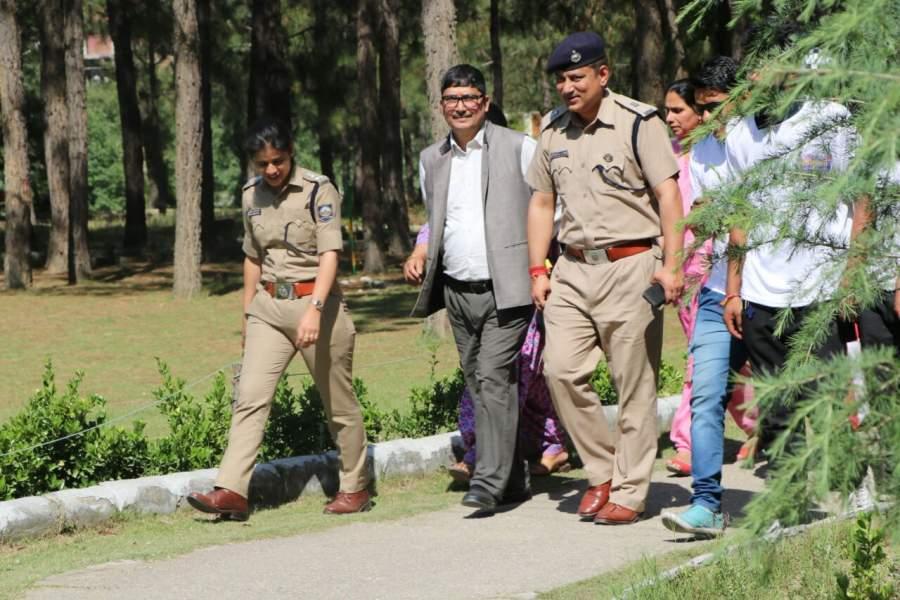 IPS officer Shalini Agnihotri