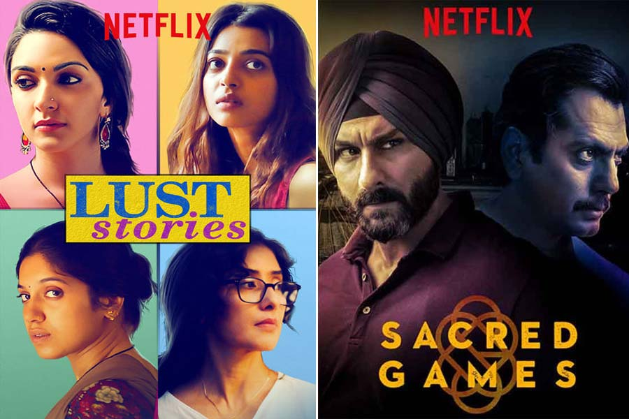 Lust Stories, Sacred Games and Radhika Apte: International Emmys 2019