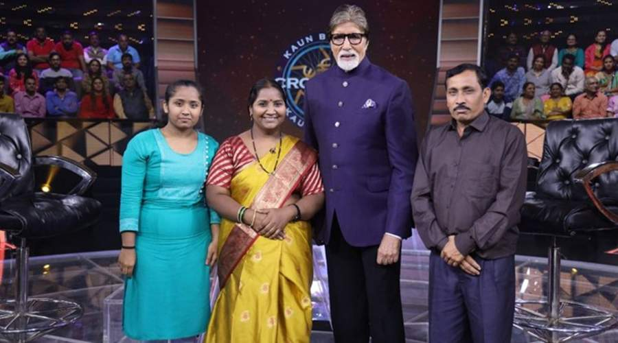Second Crorepati of KBC Babita Tade