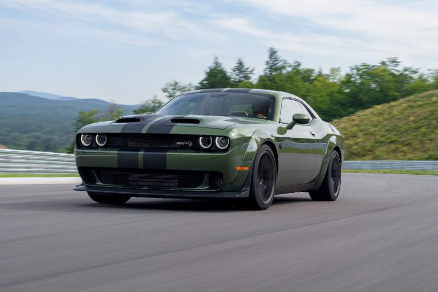 A 2019 Dodge Barracuda