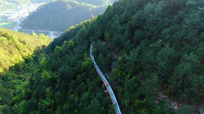 World's Longest Waterslide Got Opened in China Which is 3 Km Long