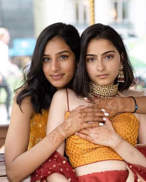 Anjali Chakra and Sundas Malik