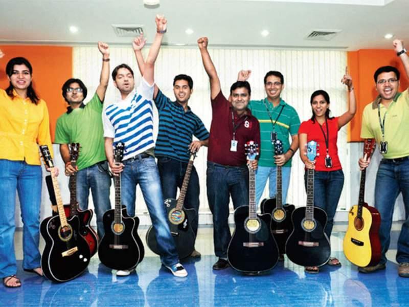 RMSI Office Delhi-NCR
