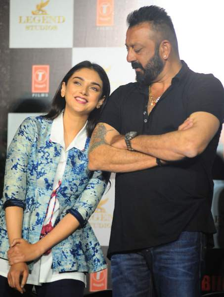 Delhi 6 actress Aditi Rao Hydari's hatke look