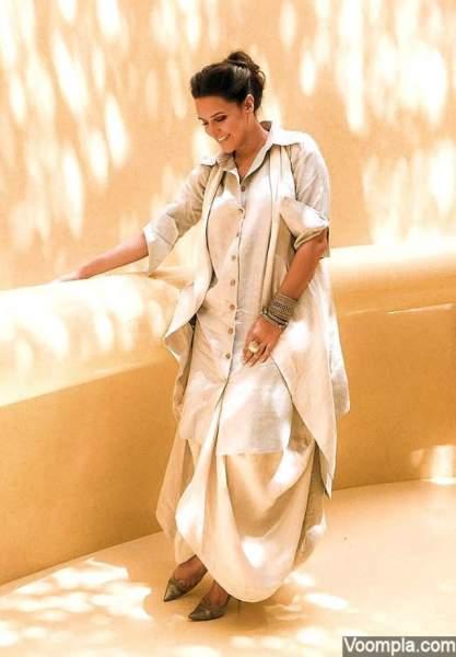 Glamorous Neha Dhupia's look