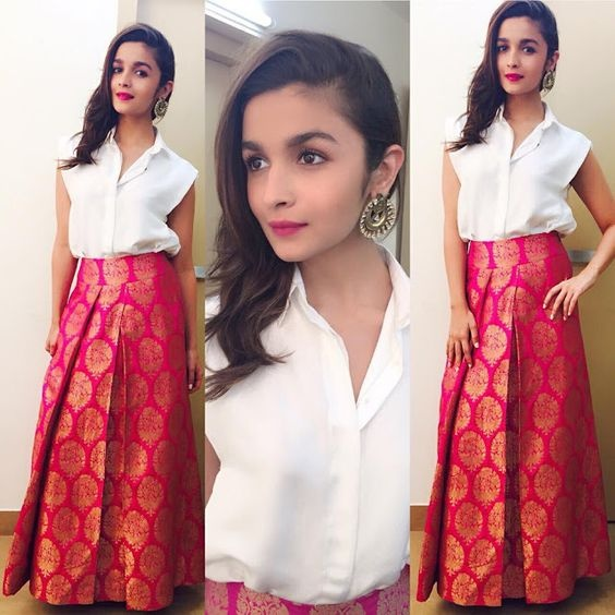 Youngest actress of Bollywood, Alia Bhatt