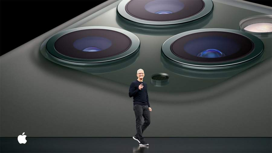 Apple iPhone 11 Launch Event 2019