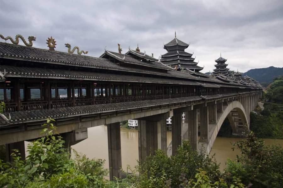 The Wind and Rain Bridge