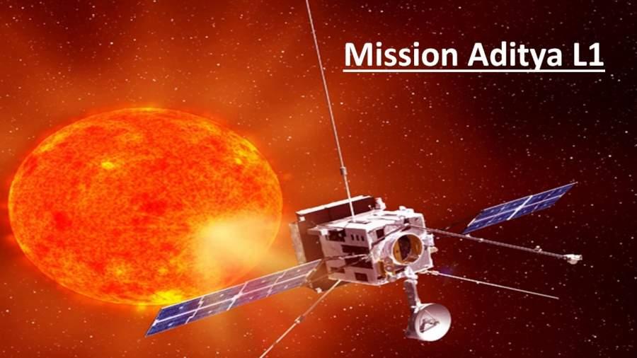 Aditya-L1 mission