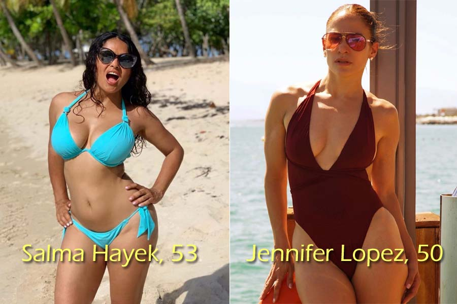 7 Hot Bikini Women are Proving Correct That Age is Just A Number
