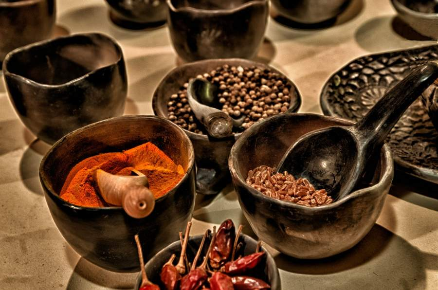 DIY Pest Control by Spices