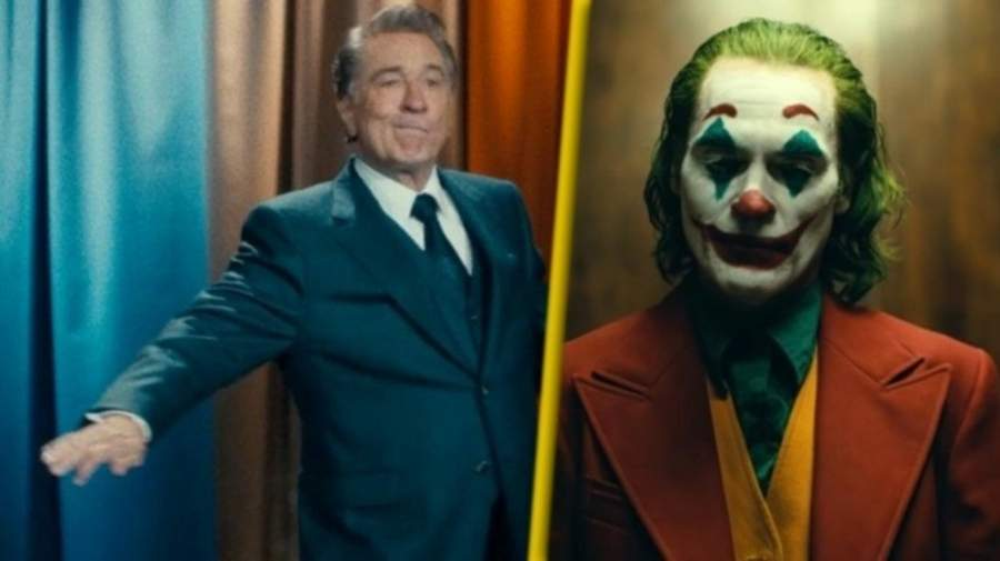 Robert De Niro in Joker movie