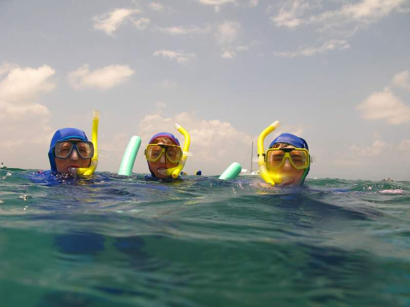 The Chance to receive Diving Courses
