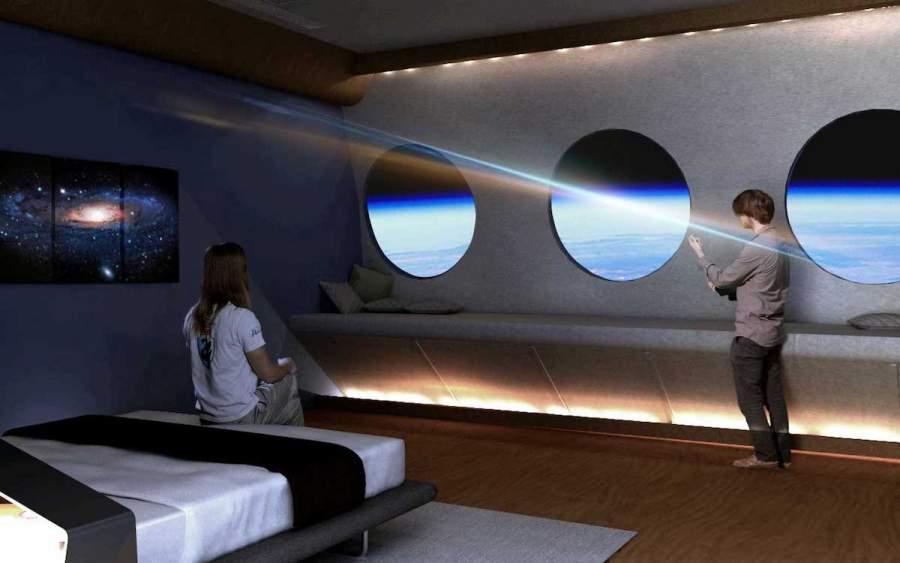Von Braun World's First-ever Space Hotel