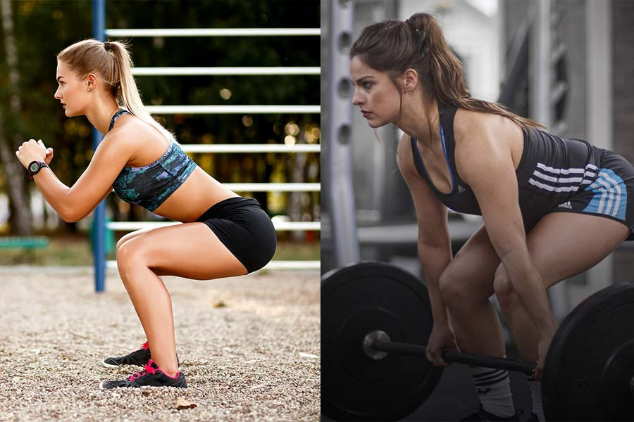 5 Exercises for Women To Achieve Their Perfect Dream Body