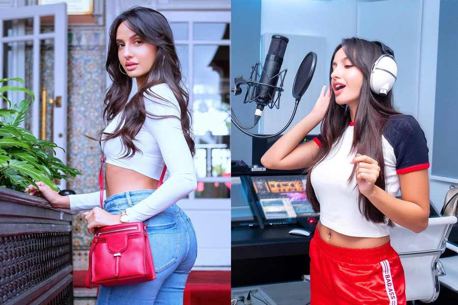 Nora Fatehi Considers Shahid Kapoor As Her Role Model