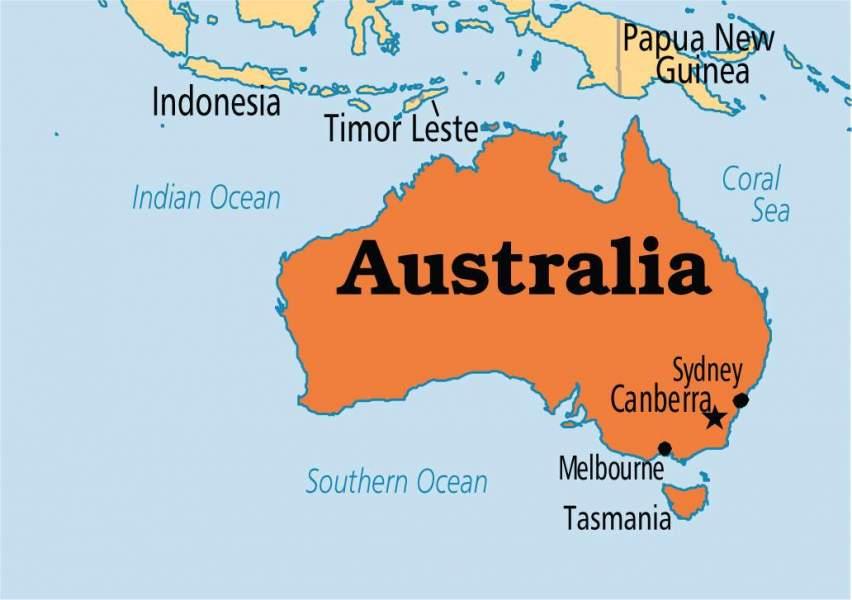 Australia & Rest of the World