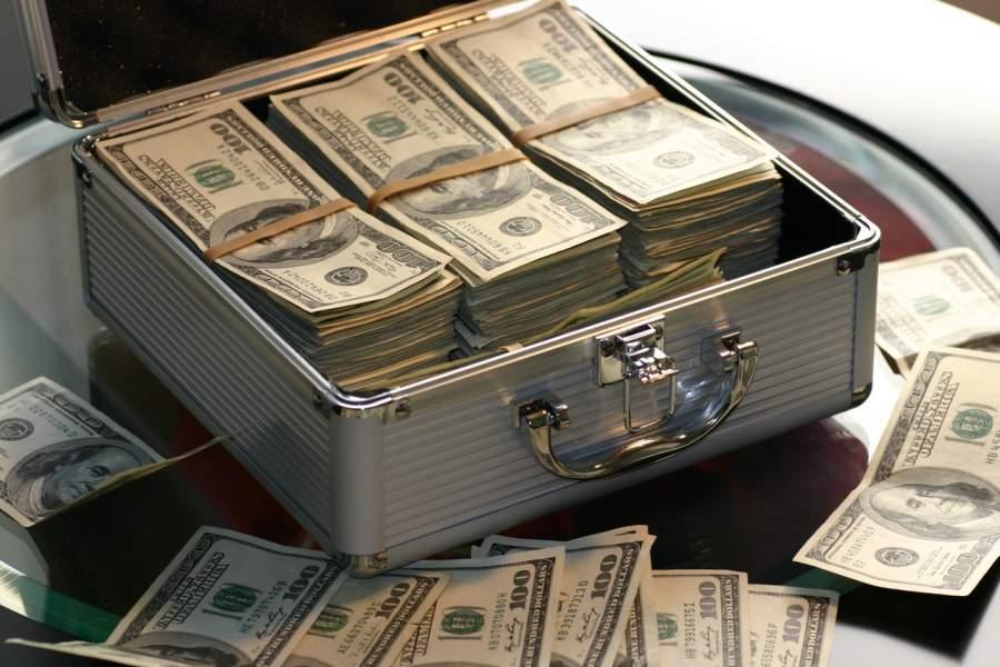 Financial backing