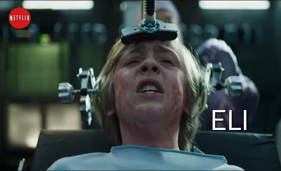 Netflix Original Horror ELI