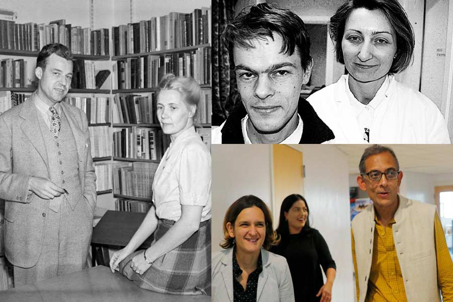 Couples Who Received Nobel Prize in Different Fields