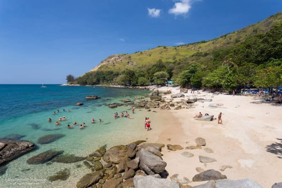 Phuket: White sandy beaches, Long-tail boats