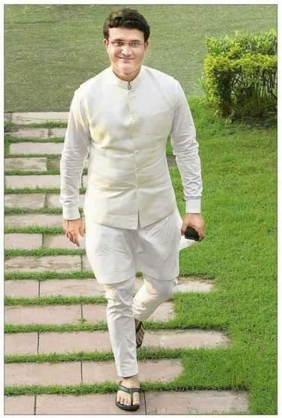 Sourav Gangulyi is the new BCCI President