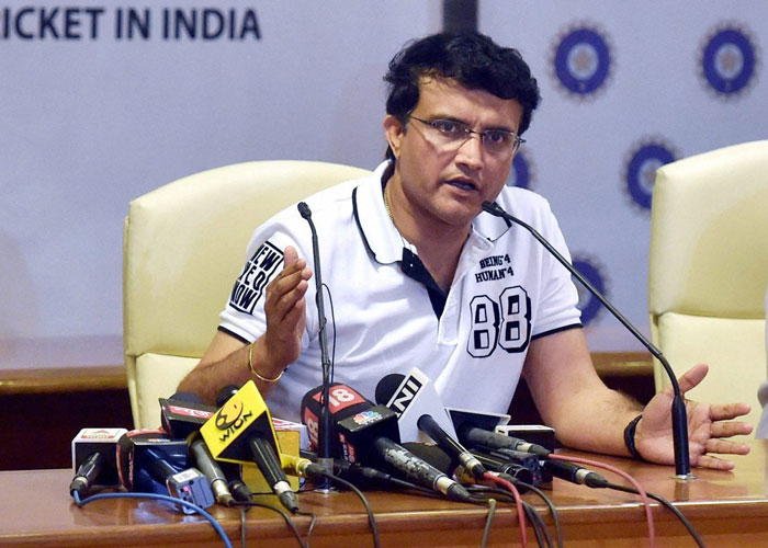 Sourav Ganguly is All Set To Elect for The Post of BCCI President, Says Welfare of Cricketers will be The Top Most Priority