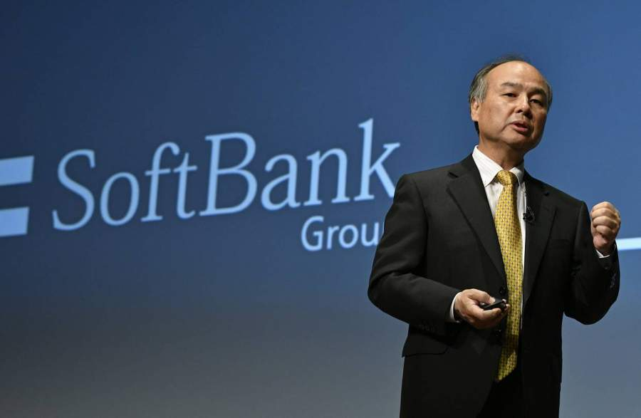 Things about Telecom Company Softbank