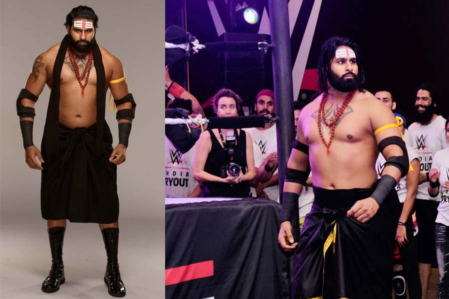 Son of A UP Truck Driver Rinku Singh Makes His Way To Wrestling