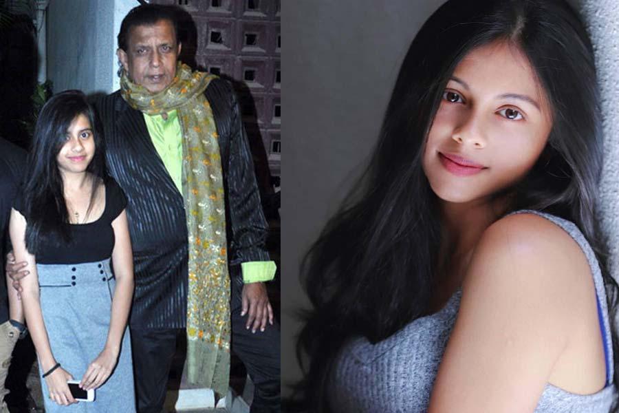 Mithun Chakraborty's Daughter Dishani