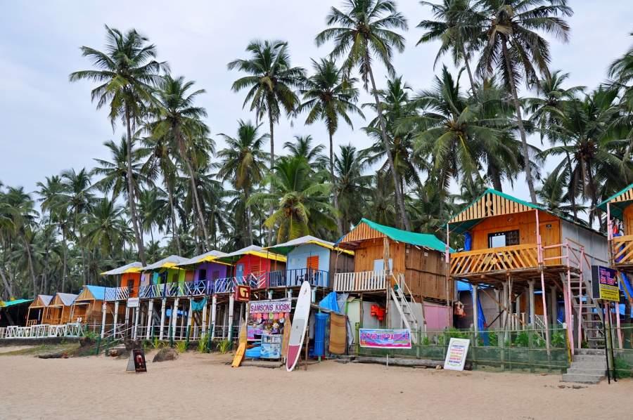 4 Travel Experiences of Goa