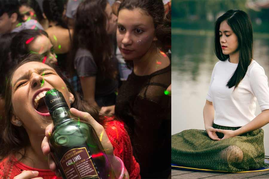 Signs of Alcohol Dependence in Teenagers