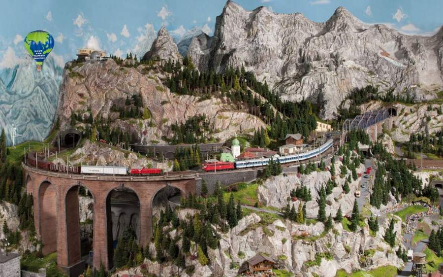 Tiny Heaven That is Known as Miniatur Wunderland