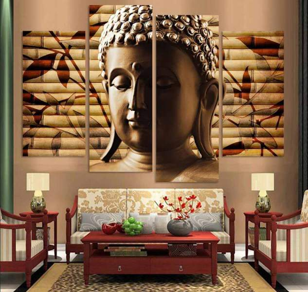Place a Buddha in your drawing room