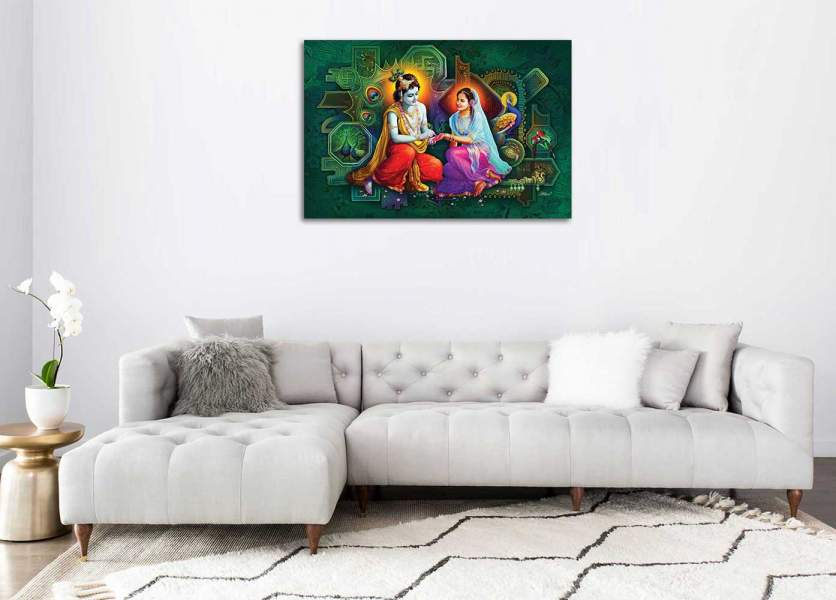 Place Vastu paintings in your house