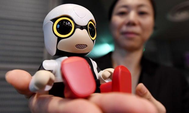 """robot baby """"Yotara:"""