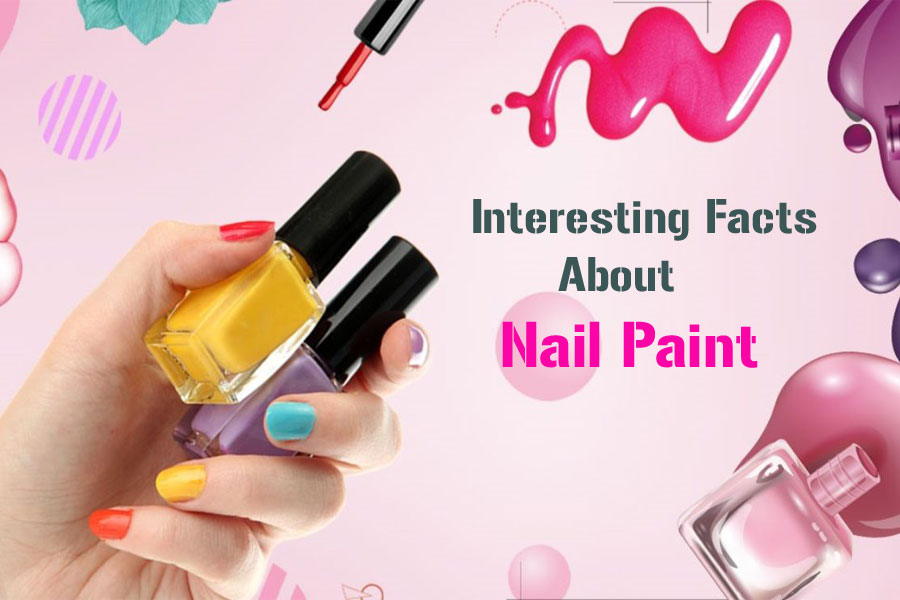 7 Interesting Facts To Know Before Applying Those Glossy Nail Paints