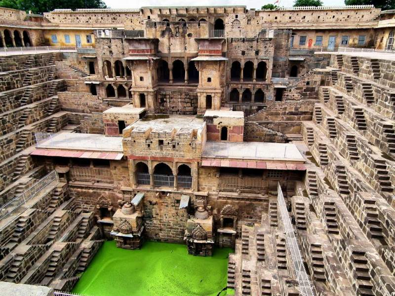 8 Most Stunning Stepwells in India