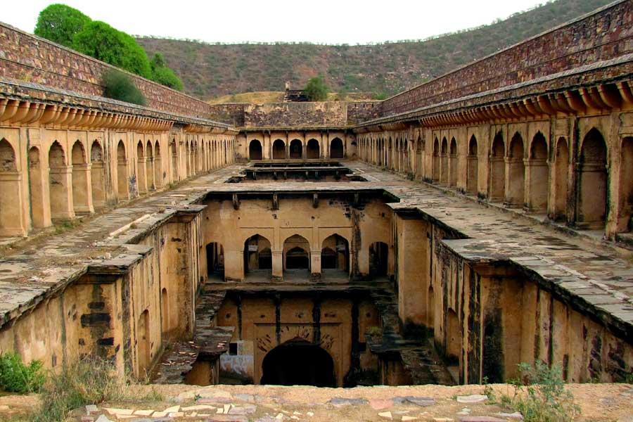 Neemrana Baori, Rajasthan